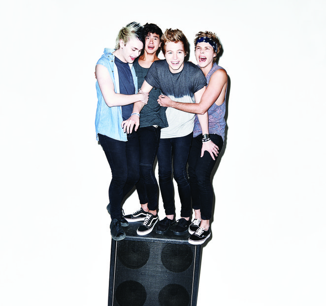 5 Seconds of Summer Concert Tickets - Live Nation