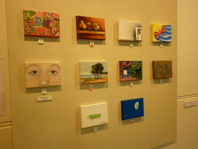 Exhibits from Minuscule 2012