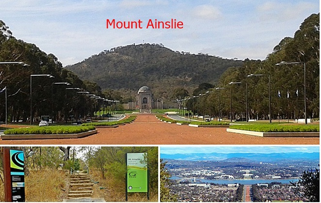 mount ainslie, walks, short walks, uphill walks, canberra nature park, ACT, exercise, bushwalking, hikes,