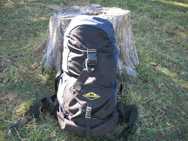 Mountain Designs backpack