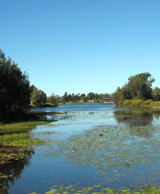 Lake Eden is North Lakes best known lake