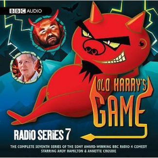 old harry's game, comedy, satan