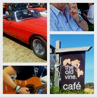Old Vine Cafe Aldinga Beach