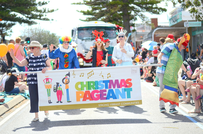 Onkaparinga Christmas Pageant