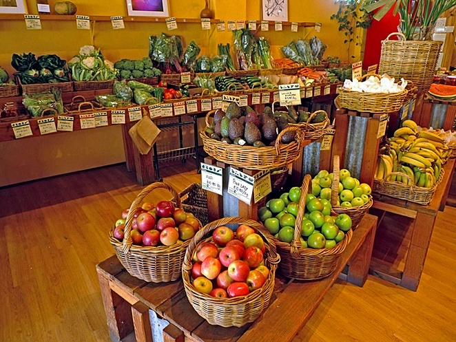 organic energy, fruit, vegetables, organic, produce, griffith, organic shops, ACT,