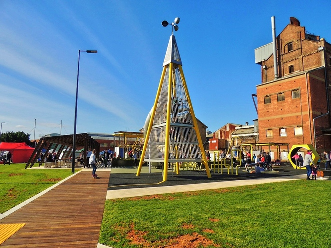 our port, fork on the road, outdoor cinema, free movies, harts mill, port adelaide, fun things to do in adelaide, activities for kids, family entertainment, harts mill port adelaide