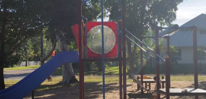playground, children, children play