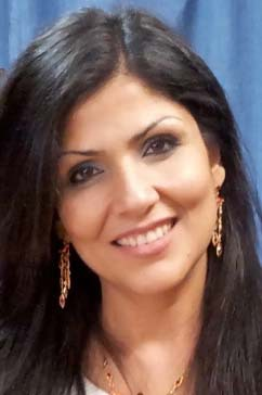 Samah Sabawi, author, playwright