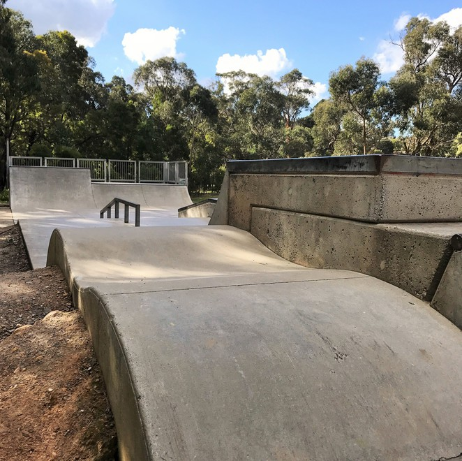 skate park, playground, park, free, mt evelyn, picnic, yarra valley, family, fun, adventure
