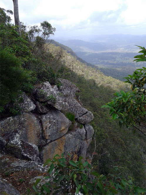 Somerset Lookout at Mt Mee