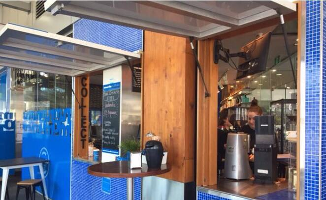 takeaway coffee, coorparoo marketplace, coorparoo, cafes in coorparoo, outdoor dining, alfresco, brunch, morning tea, open 7 days, pet friendly cafes, coffee, merlo coffee