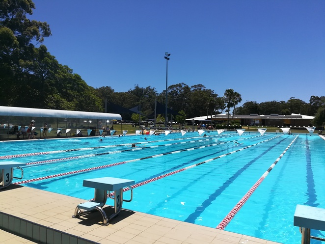tomaree pool, winter activities, aqua aerobics, heated pool, things to do, fitness, open, attractions, kids, families, lap swimming, belgravia pools, NSW, port stephens,