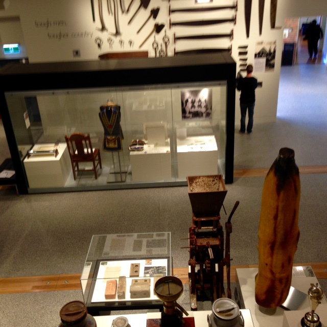 Tweed Regional Museum, spacious show room, upstairs gallery, Tweed Shire Council, Murwillumbah, Uki, Tweed Heads, reopened, history of people and places in Tweed, Tweed River,