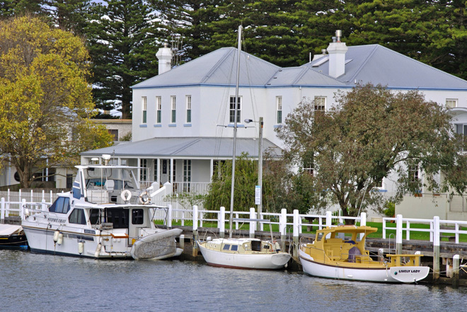 Victoria Melbourne Port Fairy Festival Festivals Winter Food Wine History Entertainment Travel Get Out of Town Escape The City