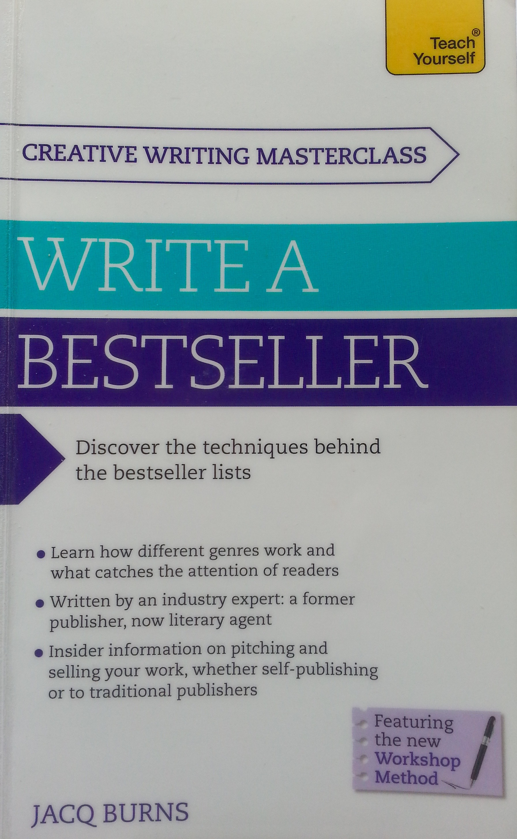 Writing a best seller