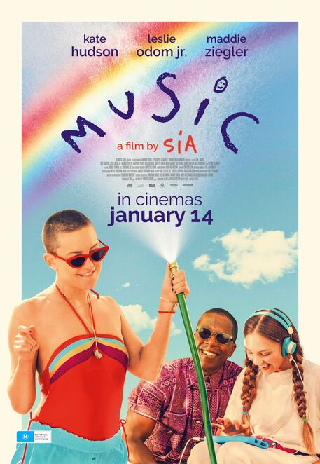 MUSIC a film by Sia