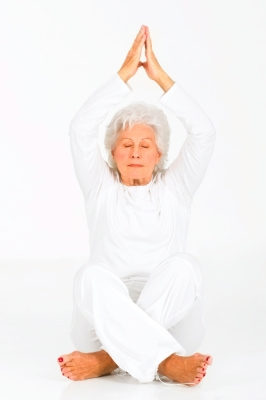 Yoga is for all ages