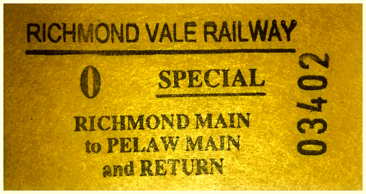 Railway Ticket