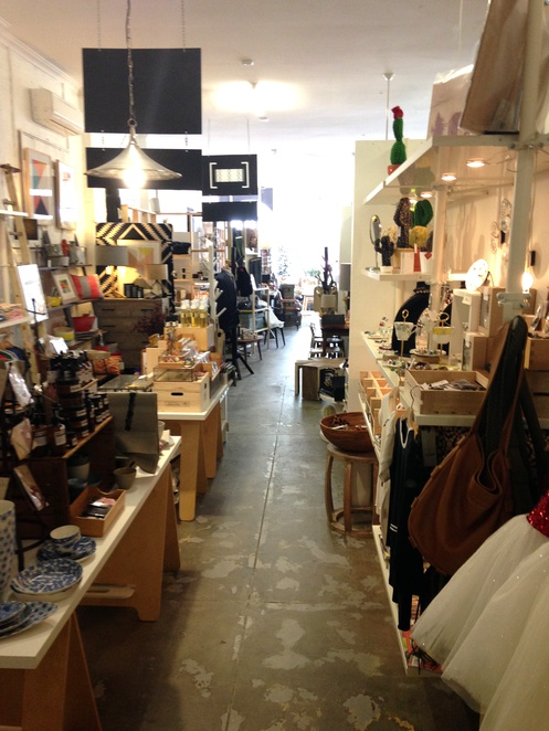 Angove Street Collective store