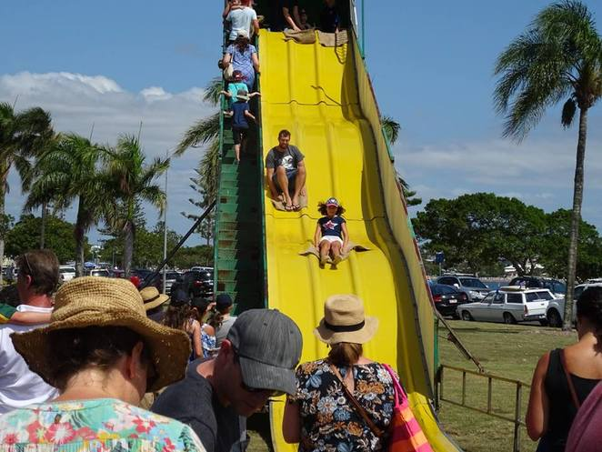 Australia Day; Wynnum; Manly; BBQ; picnic; free; family