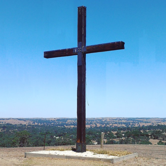 barossa, lookout, scenic drive, cross