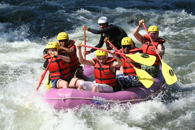 Barron River, Activities in Cairns, River Rafting Cairns
