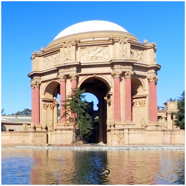 Best Places to visit in San Francisco, San Francisco bay area, Palace of the fine arts
