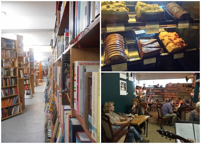 beyond Q, bookshops with cafes, canberra, ACT, second hand bookshops, live music, cafe, bar, curtin,