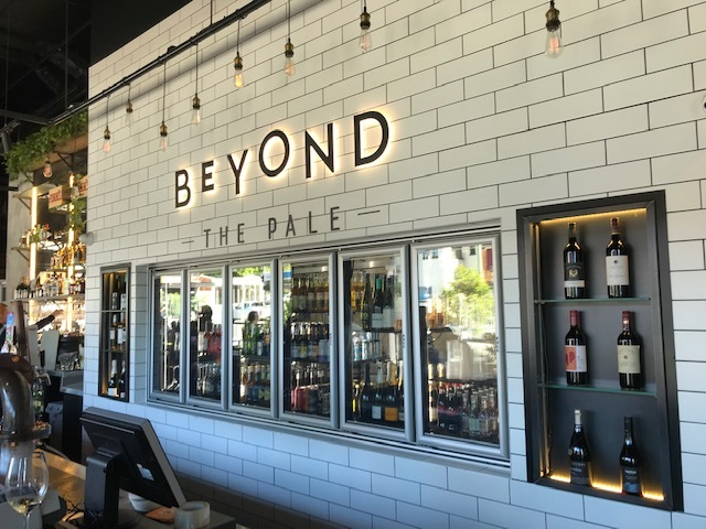 beyond the pale, pub, coorparoo, restaurant