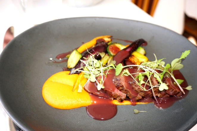Bistro Molines, French Cuisine, Hunter Valley, Restaurants, Venison