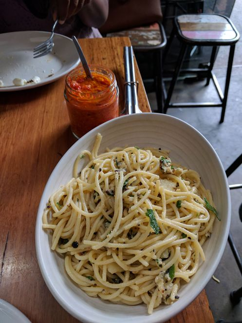 Buffalo Dining Club - Cacio e pepe