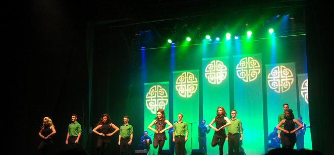 Celtic Legends Performance