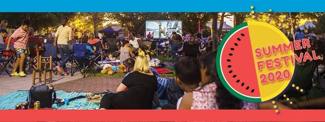 city of west torrens summer festival 2020, city of west torrens free event, entertainment, movies, community event, fun things to do, beach events, activities, entertainment, west torrens memorial gardens, aladdin, nancy bates, tom west, curler moe's popcorn, face painters ink, the nylon zoo, circobats, el diablo wood fired pizza, 1001 flavours snow cones, west torrens baseball club sausage sizzle, one perfect circle, little day in steam, thebarton community centre, arts and culture, the various nefarious, bortier okoe, cartel afinke, yellow blue bus, amazing drumming monkeys, the nylon zoo, circobats, mr oopy's bubble show, climbing tree, face painters ink, feisty filomena