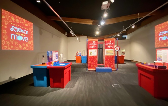 Science on the Move - Cobb n Co Museum