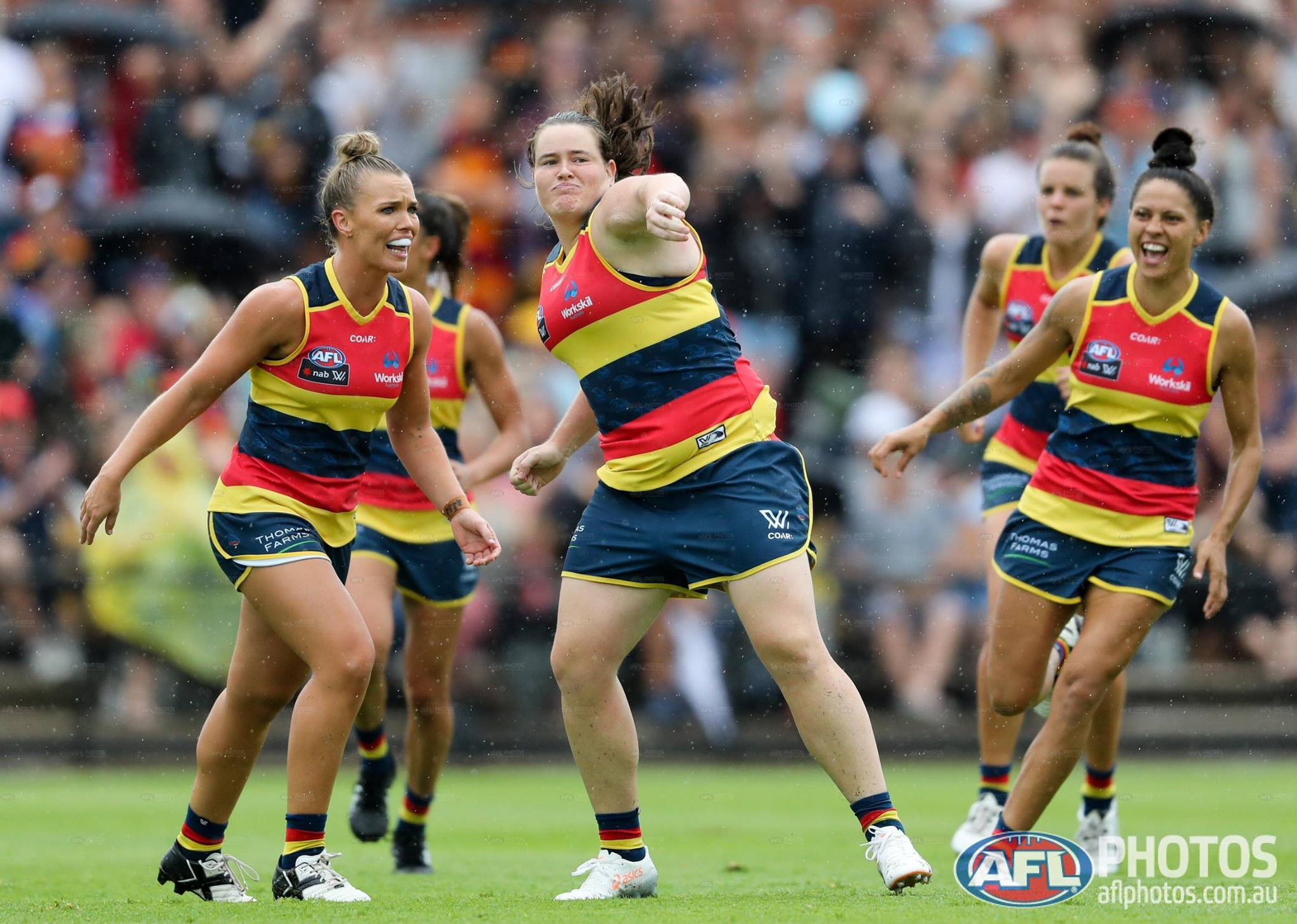 adelaide crows afl womens league adelaide