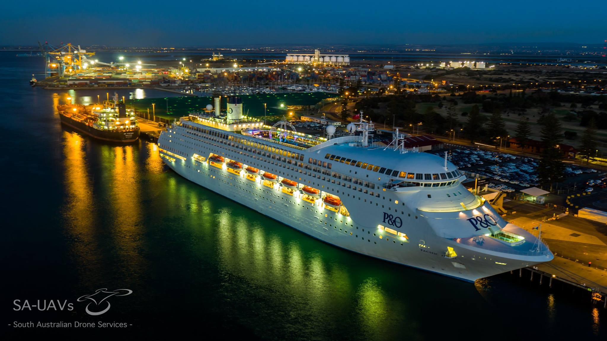 Cruise Ships In South Australia Adelaide - Cruise ship arrivals adelaide