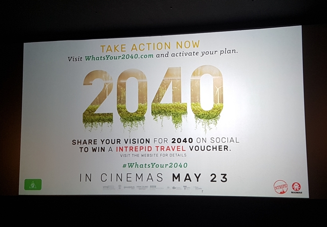 Film 2040,have your say,what is your vision for 2040?