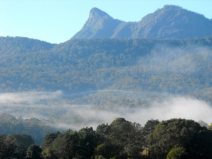 Mt Warning - Image from website