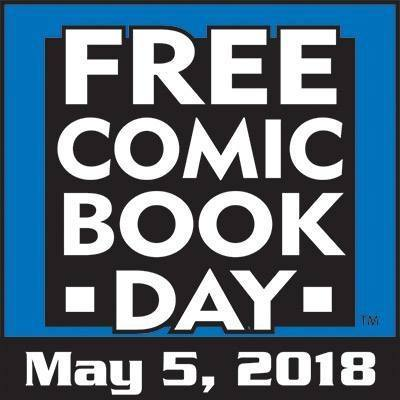 Free Comic Book Day Adelaide 2018