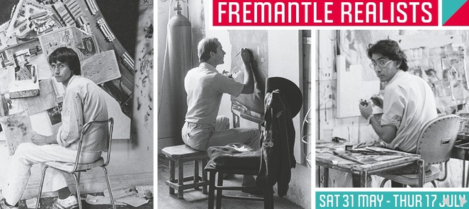 Image Courtesy of the Fremantle Arts Centre website
