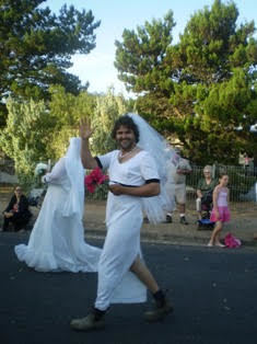 Fun on the Fleurieu, at Normanville, New Year's Eve Pageant