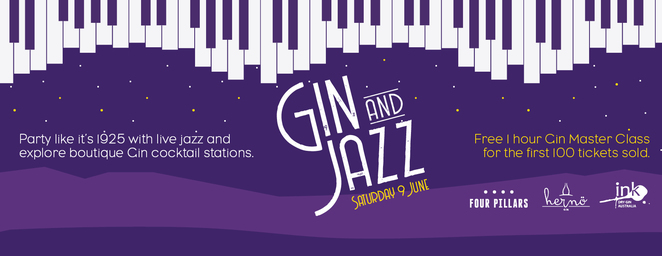 Gin and Jazz, Skypoint, Gold Coast, cocktails, jazz, music