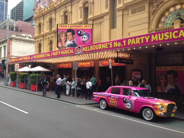 Grease Musical Review