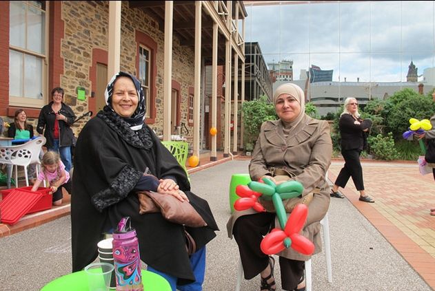 harmony day, harmony day activities, migration museum, welcome to australia, australian refugee association, live performances, state library sa, fun things to do, free things to do