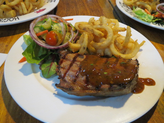 Hog's Breath Cafe, Bryon Bay Chilli Prime Rib, Adelaide