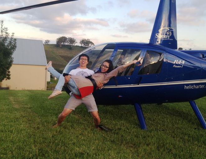 hunter valley helicopter tours, peterson house hunter valley, things to do in the hunter valley
