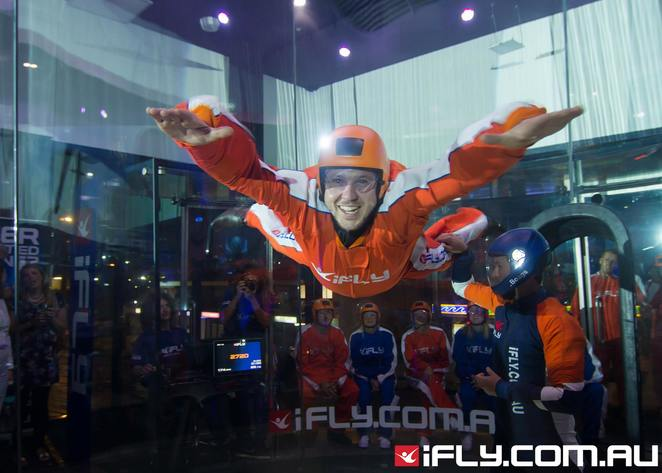 indoor skydiving, Gold Coast, Father's Day