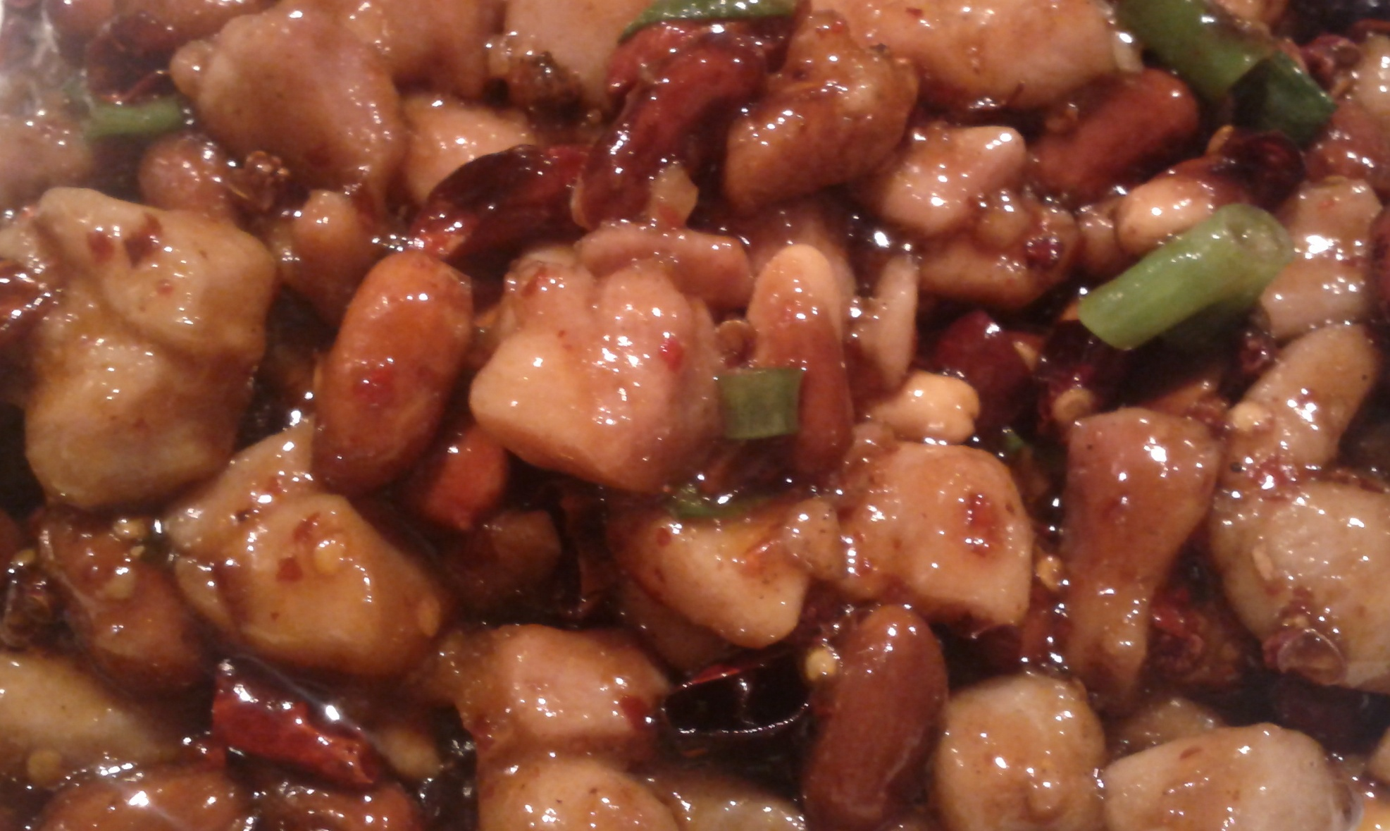 ... kung pao chicken homemade takeout kung pao chicken it is a keeper