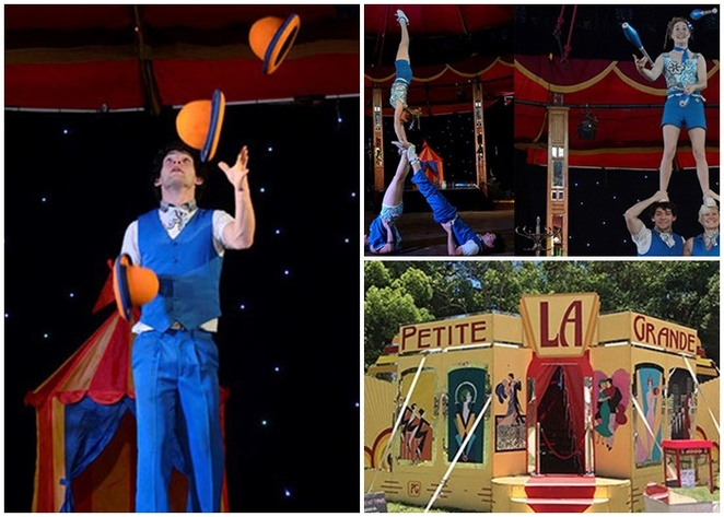 la petite grand theatre, canberra, july school holidays, ACT, circus wonderland, shows, school holiday activities, circus acts, acrobats, 2018,