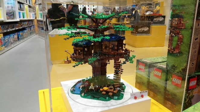 Lego Certified Store, Westfield Marion, Adelaide